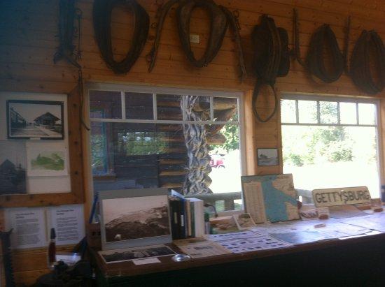 Joyce Depot Museum