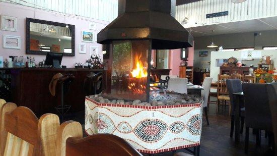Wilderness, Sudáfrica: Zucchini Restaurant