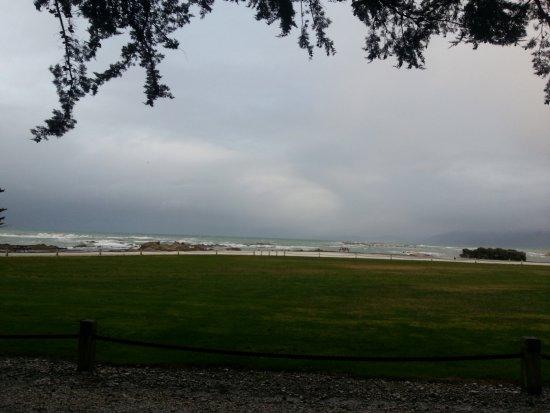 Kaikoura, New Zealand: Looking south