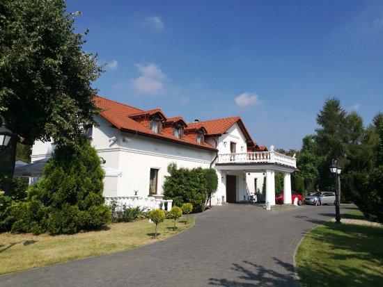 Skierniewice, Polen: Dworek