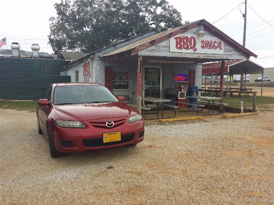 The BBQ Shack: small place, big flavor