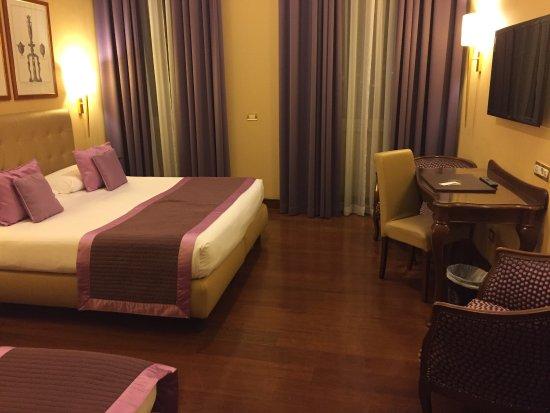 Hotel Imperiale: Camera 407