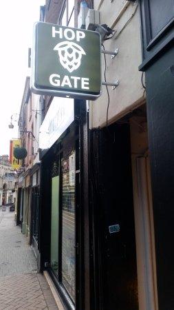 Hop Gate