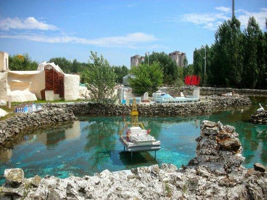 Atameken Ethno-Memorial Complex