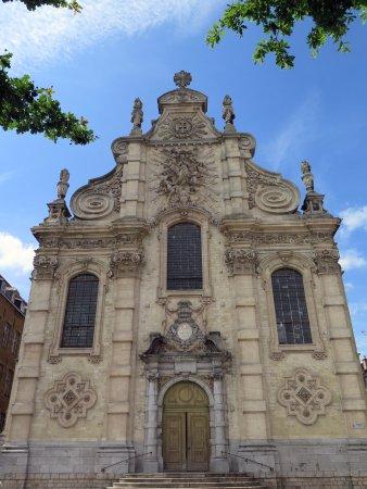 La chapelle des Jesuites