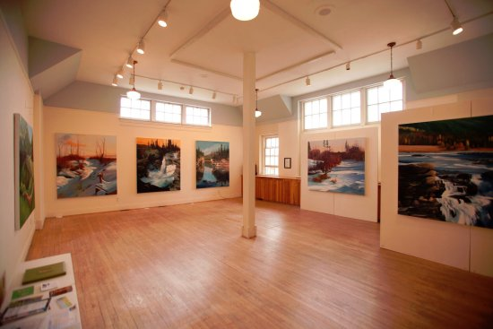 Stony Plain, Canada: Art Gallery