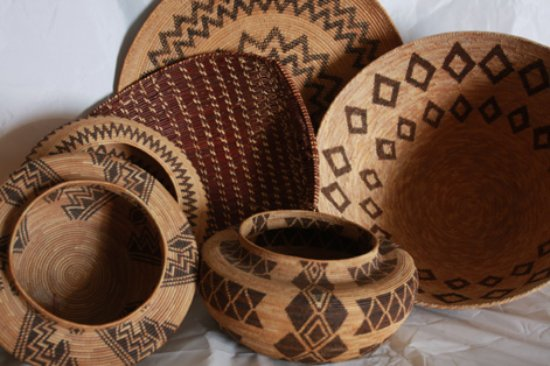 North Fork, CA: Sierra Mono Museum has the largest display of Mono Baskets in the state of California.