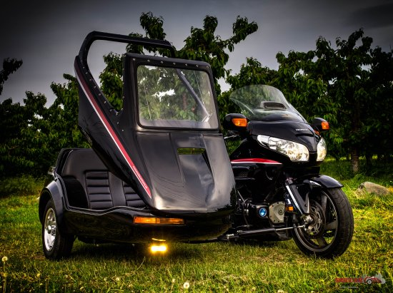Custom Sidecar Tours