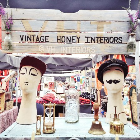 Vintage Honey Interiors