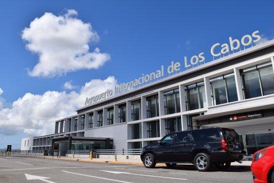 Cabo airport shuttle fotograf a de cabo airport shuttle - Aeropuerto de los cabos mexico ...