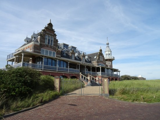 architecture in Domburg