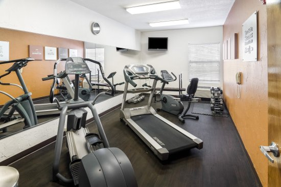 Comfort Suites Las Colinas Center: Fitness Center
