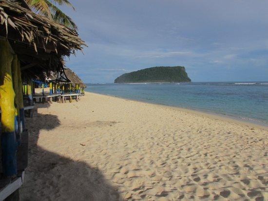 Lalomanu Beach: Lalomanu beach