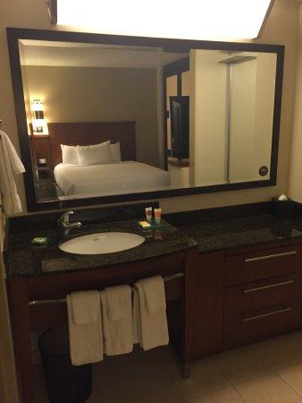Hyatt Place Lake Mary/Orlando-North: Sink area