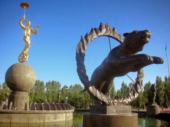 Fountain Circus