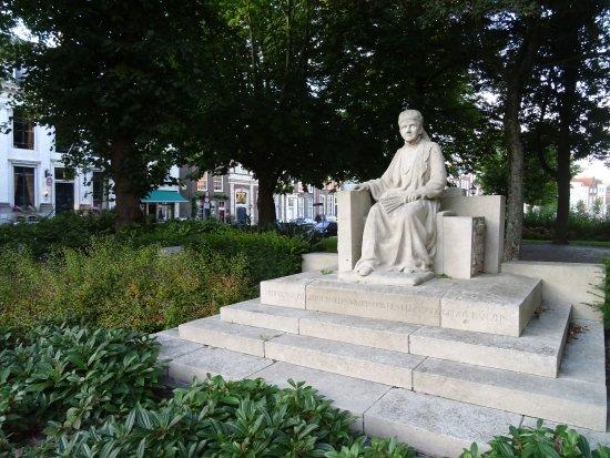 de Graanbeurs Middelburg-Podio del Mondo per l'arte