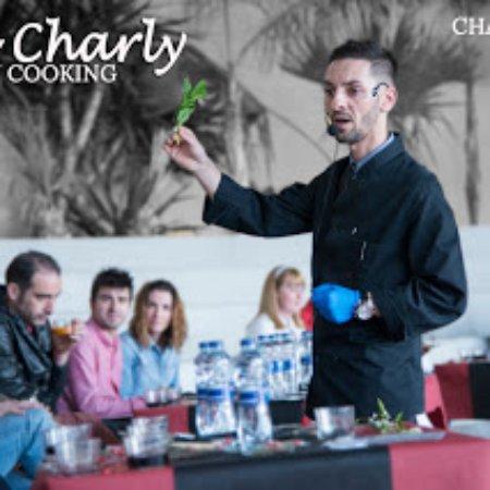 Ca Charly: Degustación, preparación en directo... Profesional, sí señor!