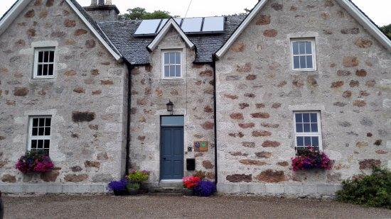 Helmsdale, UK: Very nice house, lovely !