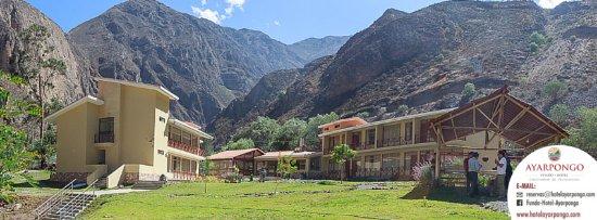 Churin, Peru: RESERVAS