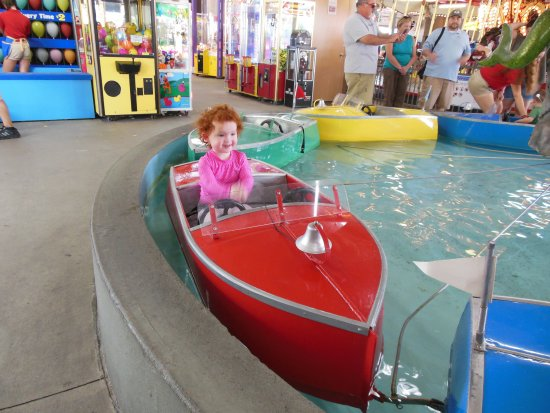 Funland: She loved it!