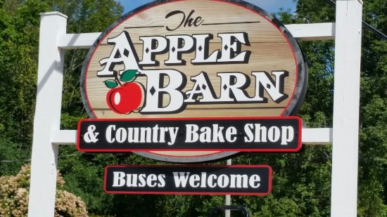 The Apple Barn and Country Bake Shop : 20160909_114239_large.jpg
