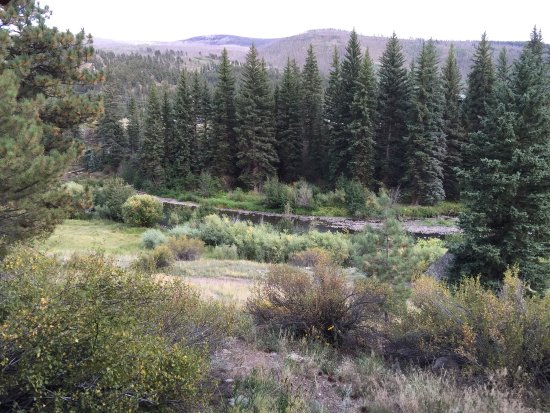 South Fork, CO: Riverbend Resort