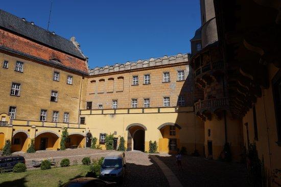 Olesnica, Polandia: Oleśnica opuszczona