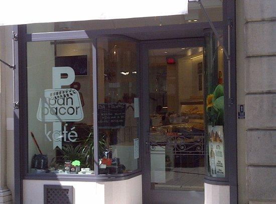 Provincia di Trieste, Italia: Una nuova caffeteria che aumenta la scelta in viale