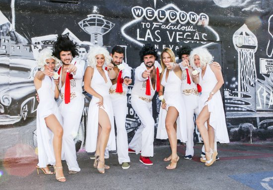 A Wedding Chapel In Las Vegas: Travel back in time for your ceremony