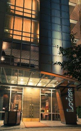 Loden Hotel: A European feel, Canadian style...
