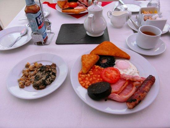 Roch, UK: Amazing breakfast! :)