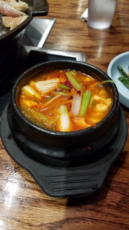 College Park, MD: Tofu Soup
