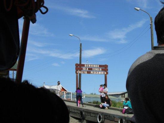 Los Lagos Region, Şili: Paseo de una tarde