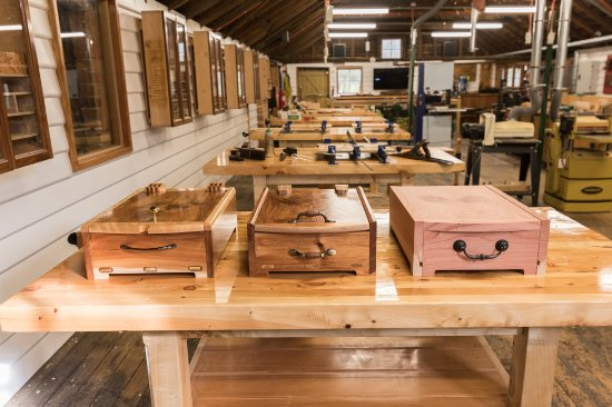 New Norfolk, Αυστραλία: Introduction to cabinet making - 5 day courrse
