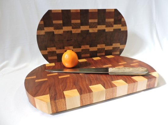New Norfolk, Αυστραλία: End grain cutting board- 1 day course