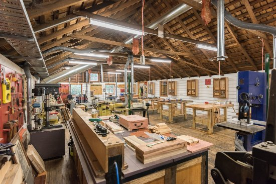 New Norfolk, Australia: Workshop / Classroom