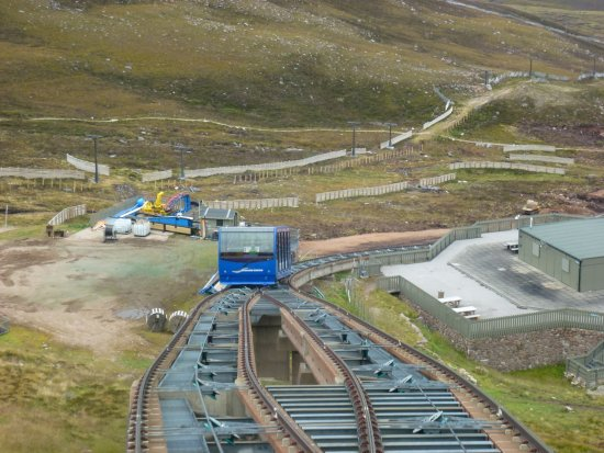 Aviemore, UK: pssing place