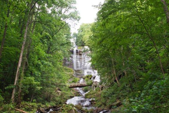 Amicalola Falls State Park: Amicalola Falls