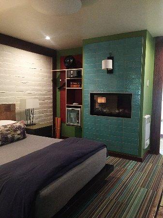 Glen Oaks Big Sur: Queen room
