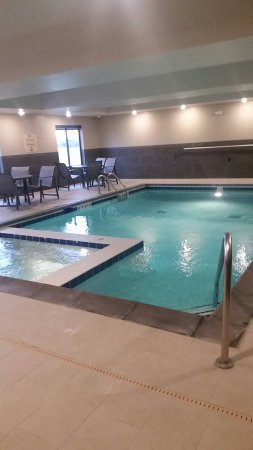 Fort Morgan, CO: Pool/hot tub