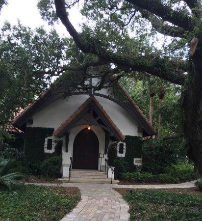 Sea Island, จอร์เจีย: Cloister Chapel