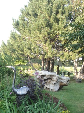 The Dunes Studio Gallery & Cafe: Gardens at The Dunes