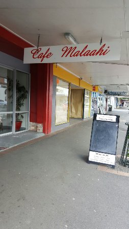 Kaikohe, New Zealand: Café Malaahi