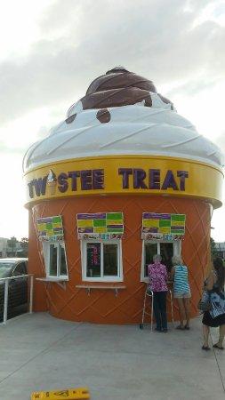 Ocoee, FL: Twistee Treat