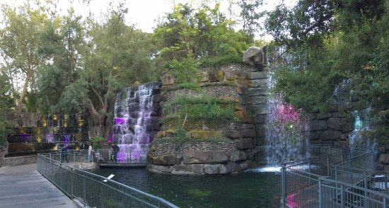 Gilroy, CA: The water fall