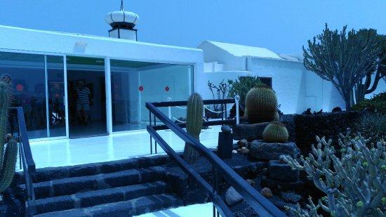 Casa de César Manrique en Tahiche. Sede de la Fundación Cesar Manrique