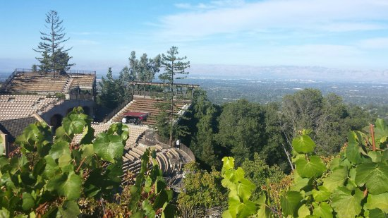Saratoga, Kalifornien: The Mountain Winery