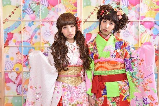 Moshi Moshi Kimono Salon Produced by Yumenoya