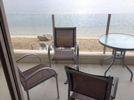 Noosa Harbour Resort: The Patio