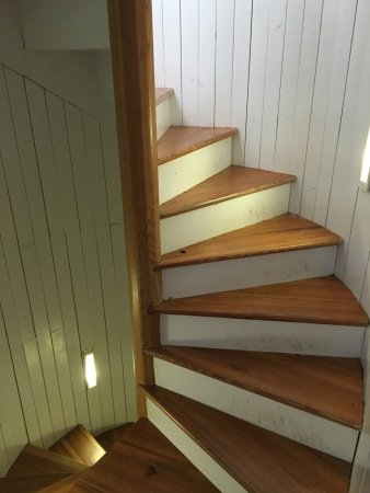 Plymouth, Carolina del Norte: stairwell